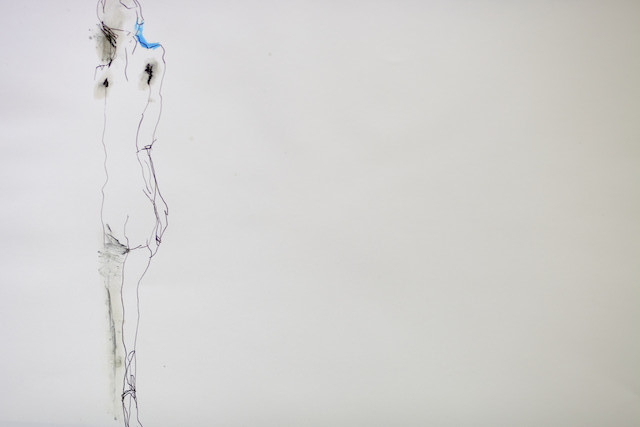 motionless figure