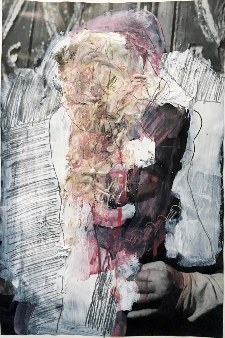 ecce homo painting of Potiuos Pilat