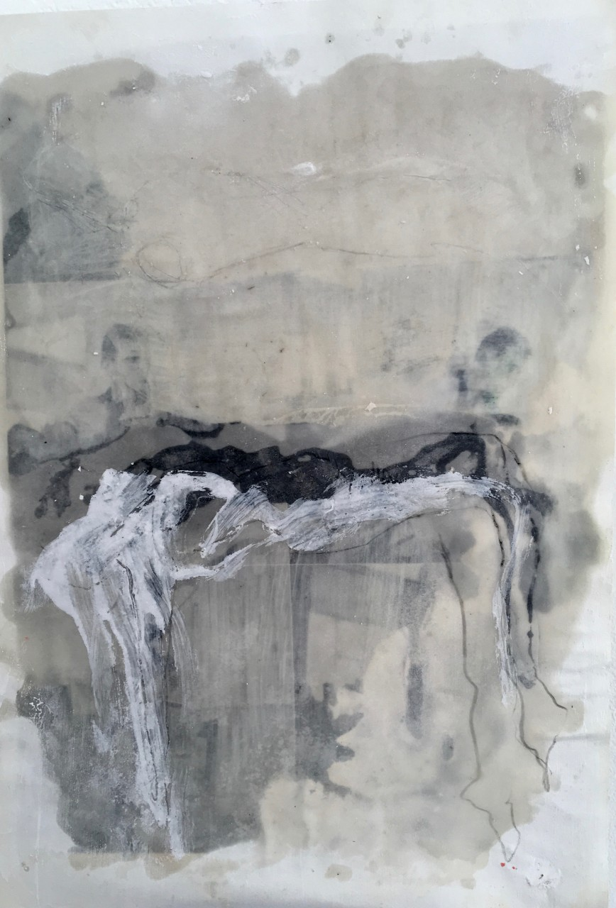 deposition painting drawing